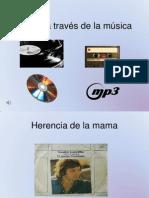 Mi vida a través de la música.pps