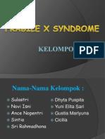 fragile x syndrome.pptx