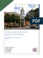 Justice Management Institute report