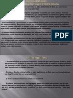 (Ultimo Feito) Slide Trabalho de Formação Histórica - Antissemitismo. Sérgio Storti.pptx