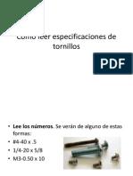 Como leer especificaciones de tornillos.pptx