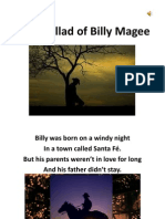 The Ballad of Billy Magee