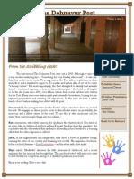 The Dohnavur Post - Volume 3, Issue 1