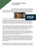 Prohibición De Zoofilia En Holanda Disminuirá Videos en internet