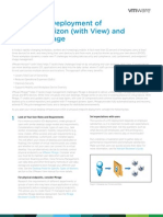 VMware Horizon View and Mirage Tech Tips