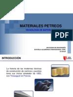 PPT MATERIALES PETREOS - GUPO 1- AULA 501 A- TURNO NOCHE..pptx