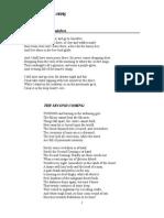William Butler Yeats - Poemsdoc