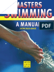 Masters Swimming a Manual