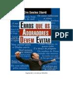 Erros que os Adoradores Devem Evitar - Ciro Sanches Zibordi.doc