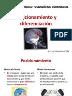 Conferencia 4 Posicionamiento y diferenciación.pdf