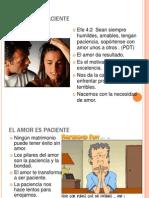 EL AMOR ES PACIENTE.pptx