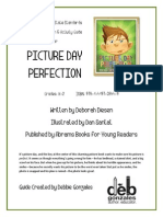 Common Core State Standards Aligned Discussion & Activity Guide for Picture Day Perfection