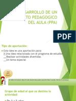 DESARROLLO DE UN PROYECTO PEDAGOGICO DEL AULA.pptx
