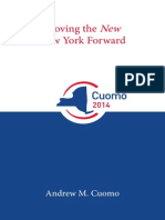 Moving the New NY Forward by Andrew M Cuomo