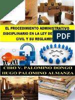 PROCEDIMIENTO ADMINISTRATIVO DISCIPLINARIO EN LA LEY DEL SERVICIO CIVIL