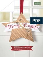 2014 Holiday Supplement Stampin' Up!