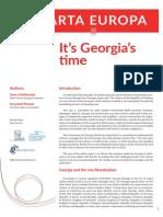 Its Georgia Time