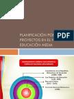 Planificación por Proyectos en Educación Media