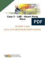 Case3 LAB SmartPartyWare Complete