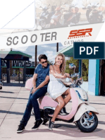 SSR Motorsports Scooter Catalog - 2014