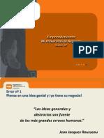 Sesion 09 y 10 Emprendimiento PAE - Retocando el Plan de Negocios.pdf