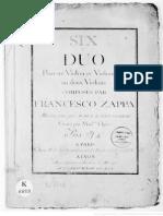 Zappa 6 Duos
