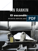 El escondite - Rankin, Ian.epub
