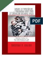 Crítica de El Salvador La Traición Del FMLN