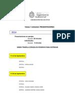 TEMAS Y HORARIOS PRESENTACIONES PERSONALES CO 14 inscritos.pdf