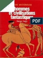 Hommes et civilisations fantastiques - Serge Hutin.pdf