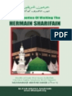The Etiquettes of Visiting the Harmain Sharifain