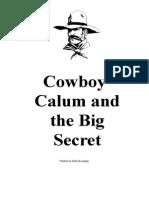 Cowboy Calum and the Big Secret