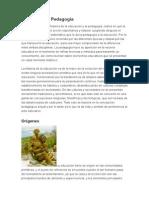 Historia de la Pedagogía.doc
