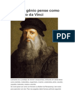 Seja um gênio pense como Leonardo da Vinci.docx