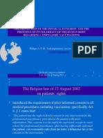 Philippe VANLANGENDONCK Session 30.ppt