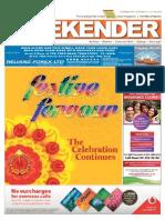 Indian Weekender 24 October 2014