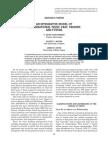 An Integrative Model of Organizational Trust- Past Present and Future