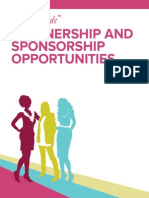 Sponsorship and Partnership Opportunities at HR Girlfriends
