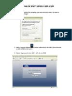 Manual Configuracion Zyxel BAS