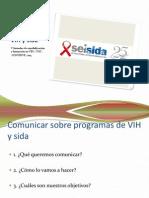 Medios de Comunicación General y Sida. Como informa de programas en VIH.CONVHIVE 23.9.14.pptx