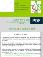 Derecho a trabajar. Programa Laborarl en VIH. 2ª jornada CONVHIVE 23.10.14.ppt
