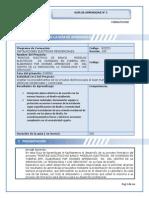 GUIA N°2 DE INSTALACIONES ELECTRICAS RESIDENCIALES
