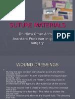 Suture Materials