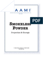 SAAMI ITEM 200-Smokeless Powder