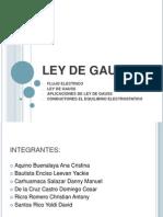LEY DE GAUSS.pptx