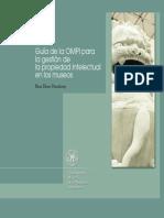 wipo_pub_1001 sobre PI en museos.pdf