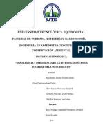 IMPORTANCIA Y PERTINENCIA DE LA INVESTIGACIÓN EN LA SOCIEDAD DEL CONOCIMIENTO.doc