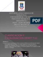 catalogacion y clasificacion dewey y lc.pptx
