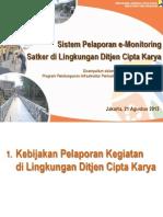 Bahan Paparan Mekanisme Pelaporan E-mon Dan Pelaporan Ppip Apbnp, Jakarta 21 Agustus