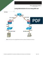 CCNASv1.1_Chp03_Lab-A_AAA-RADIUS_Student.doc